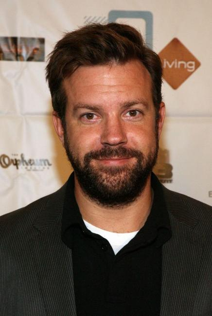 Jason Sudeikis at the screening of
