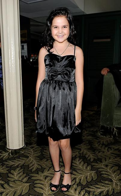 Bailee Madison at the Lionsgate Golden Globe Party.