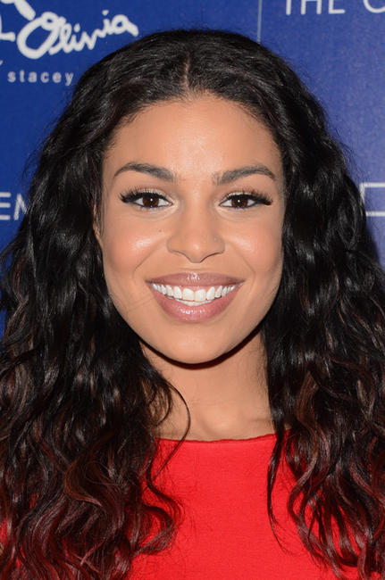Jordin Sparks at the New York premiere of