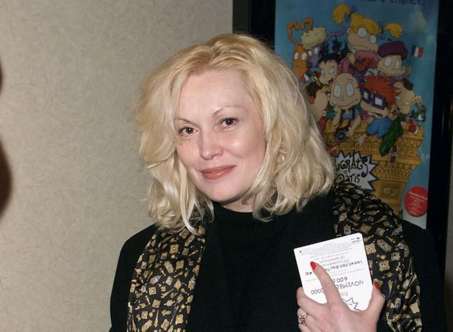 Cathy Moriarty at the special screening of