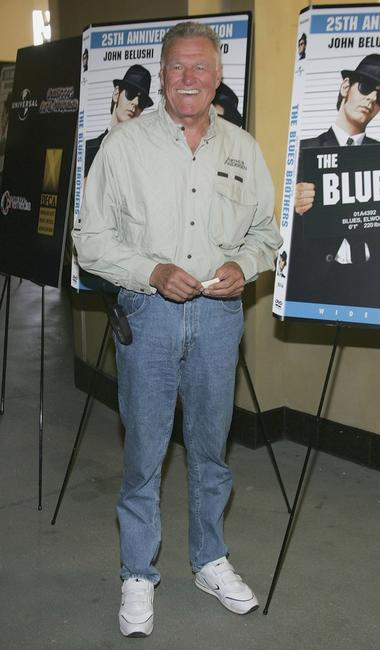 Charles Napier at the 25th Anniversary DVD Release of the Blues Brothers.