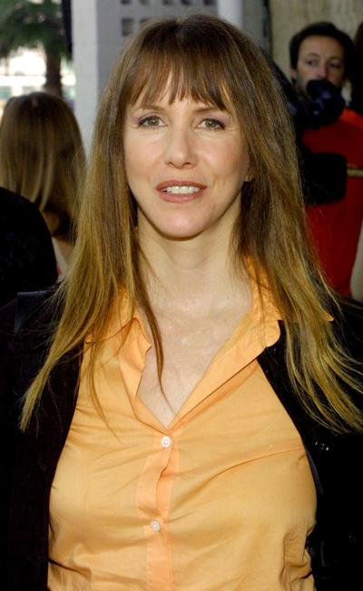 Laraine Newman at the premiere of