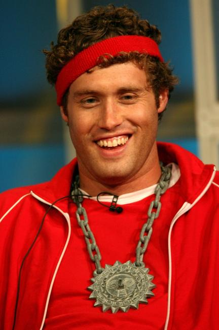 T.J. Miller at the 2007 Summer Television Critics Association Press Tour for ABC.