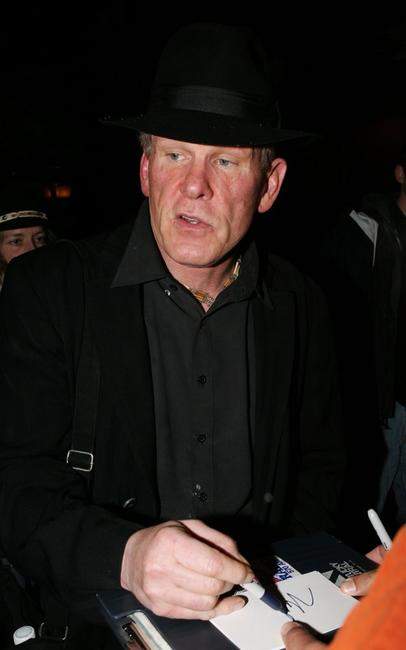 Nick Nolte at Harry O's nightclub during the 2006 Sundance Film Festival.