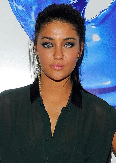 Jessica Szohr at the exclusive preview party of Sony Ericsson's Xperia PLAY in New York.