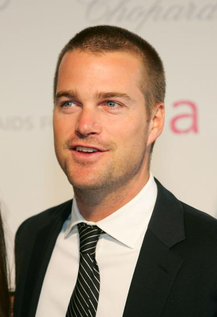 Chris O'Donnell at the 15th Annual Elton John AIDS Foundation Academy Awards viewing party.