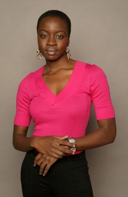 Danai Gurira at the 2008 Sundance Film Festival.