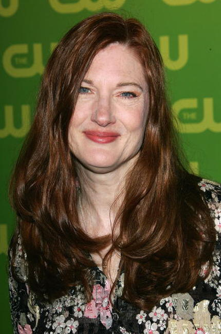 Annette O'Toole at the CW Television Network Upfront at Madison Square Garden.