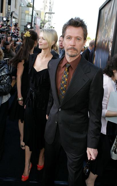 Gary Oldman at the Hollywood premiere of