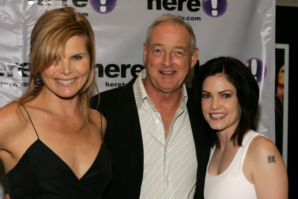 Mariel Hemingway, Director Brian Trenchard-Smith and Jill Bennett at the Los Angeles premiere of