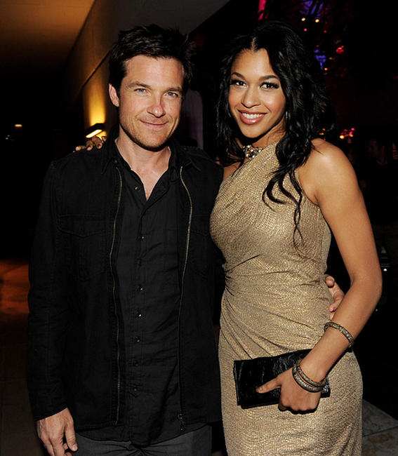 Jason Bateman and Kali Hawk at the after party of the California premiere of