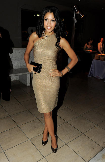Kali Hawk at the after party of the California premiere of
