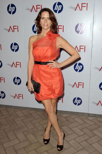 Amy Landecker at the Tenth Annual AFI Awards 2009.