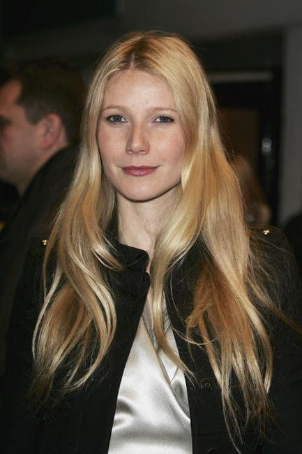 "Gwyneth Paltrow at the UK TV documentary premiere of ""I'm Going To Tell You A Secret"" in London, England."