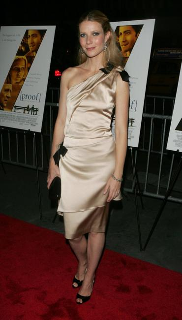 Gwyneth Paltrow at the premiere of