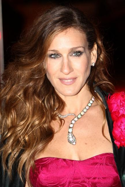 Sarah Jessica Parker at the London premiere of