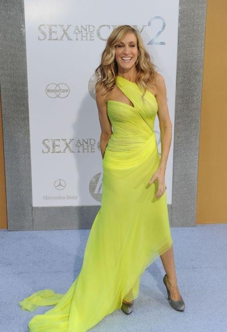 Sarah Jessica Parker at the world premiere of