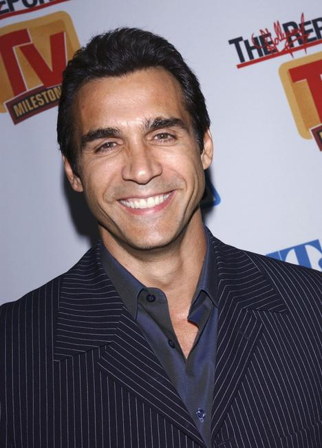 Adrian Paul at the Museum of Television and Radio Cocktail Party.