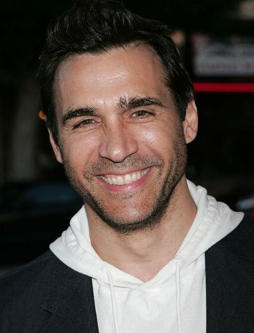 Adrian Paul at the premiere of