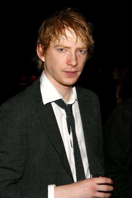 Domhnall Gleeson at the after party of the Broadway Opening of