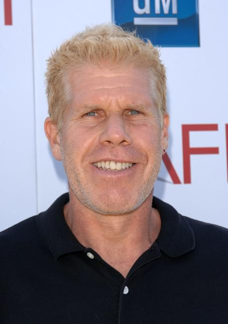 Ron Perlman at the 9th annual American Film Institute Golf Classic.