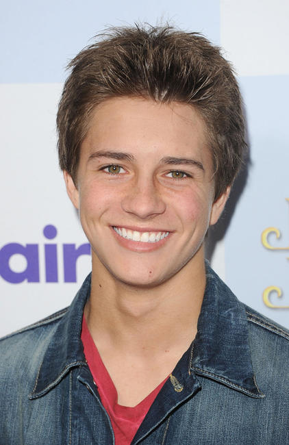 Billy Unger at the California premiere of