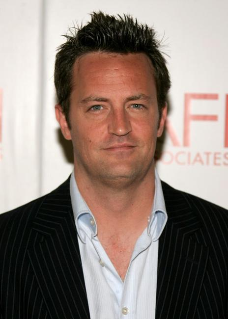 Matthew Perry at AFI Associates luncheon honoring Hollywood's Arquette family with the 6th Annual