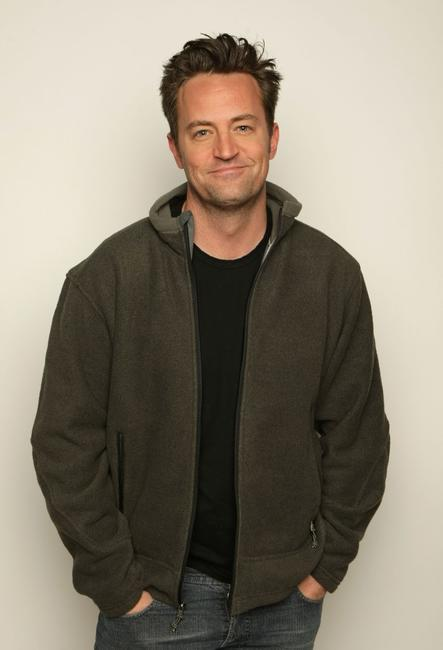 Matthew Perry at the 2008 Sundance Film Festival.