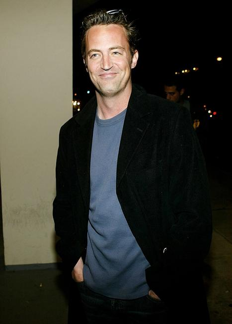 Matthew Perry at the screening of