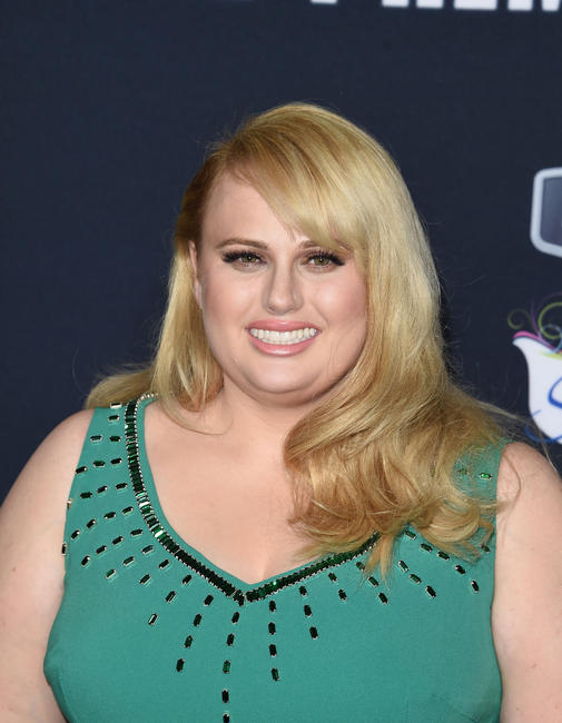 Rebel Wilson at the California world premiere of
