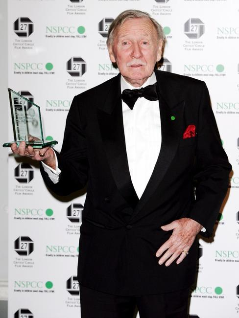 Leslie Phillips at the Awards Of the London Film Critics Circle (ALFS).