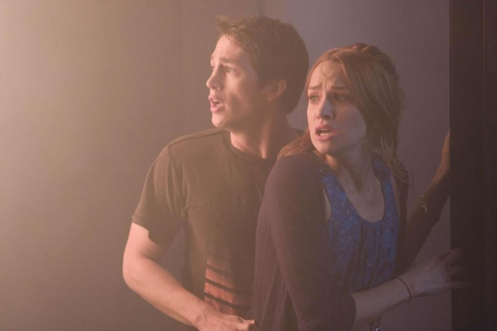 Bobby Campo as Nick and Shantel Vansanten as Lori in