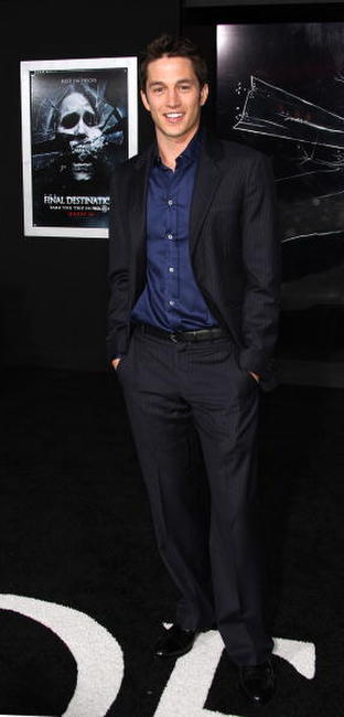 Bobby Campo at the California premiere of
