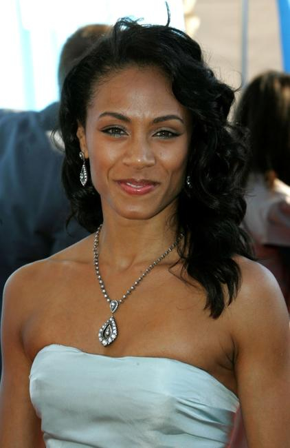 Jada Pinkett Smith at the 38th annual NAACP Image Awards.