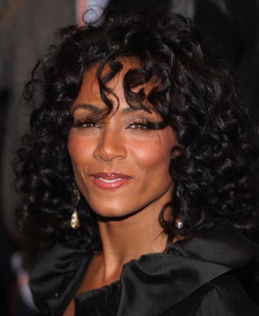 Jada Pinkett-Smith at the premiere of