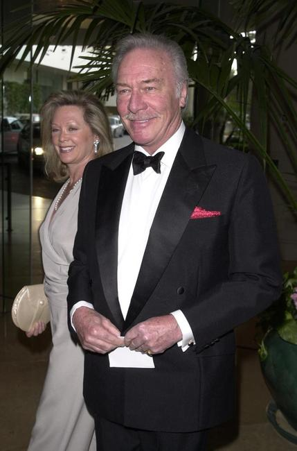 Christopher Plummer at the 10th Annual Ella Awards.
