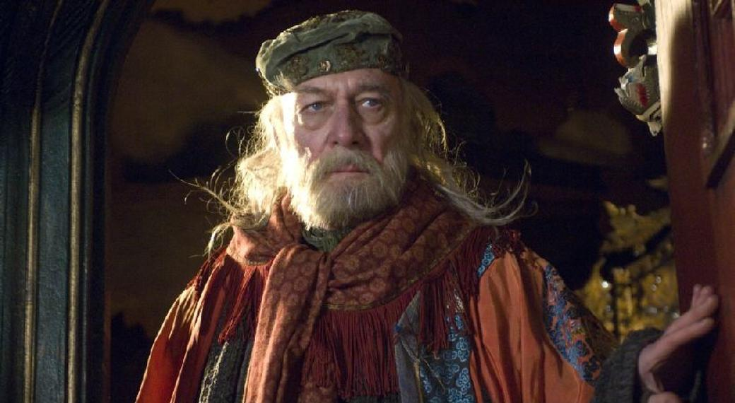 Christopher Plummer as Doctor Parnassus in
