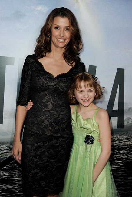 Bridget Moynahan and Joey King at the California premiere of