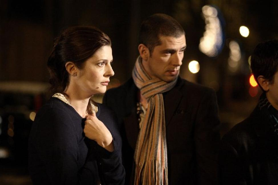 Melvil Poupaud as Ivan and Chiara Mastroianni as Sylvia in