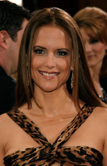 Kelly Preston at the 79th Academy Awards.