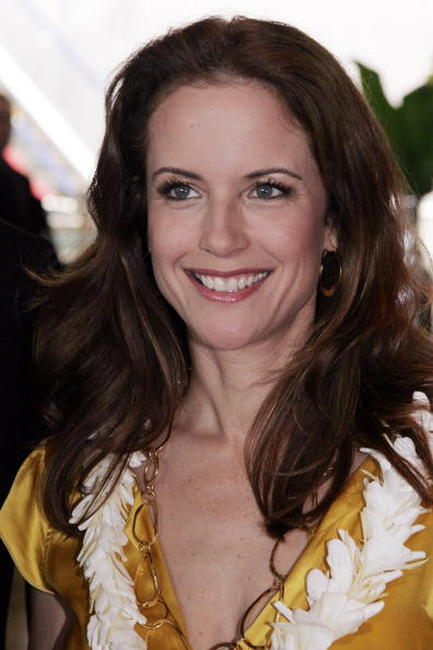 Kelly Preston at the Narconon fundraiser in Hawaii.