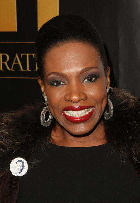 Sheryl Lee Ralph at the Ebony Pre-Oscar Celebration.