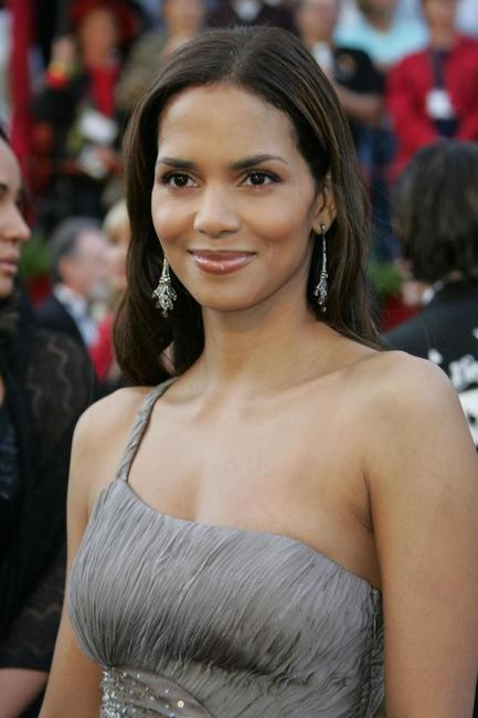 Halle Berry at the 77th Academy Awards.
