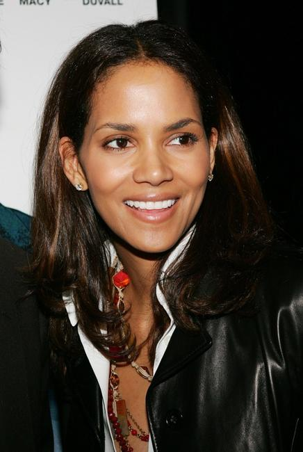 Halle Berry at the after party premiere of