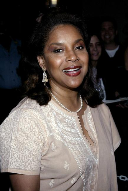 Phylicia Rashad at the 49th annual Drama Desk Awards.