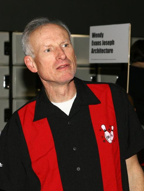 James Rebhorn at the Second Stage Theatres 19th Annual All-Star Bowling.