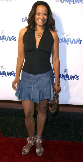Judy Reyes at the Groundlings 30th Anniversary Gala.