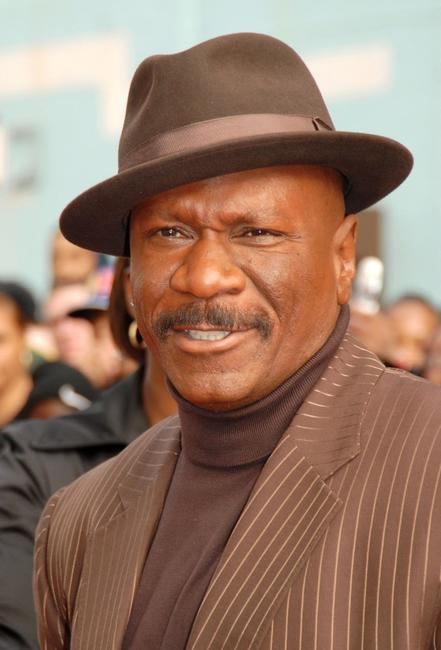 Ving Rhames at the premiere of