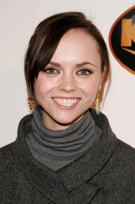 Christina Ricci at the
