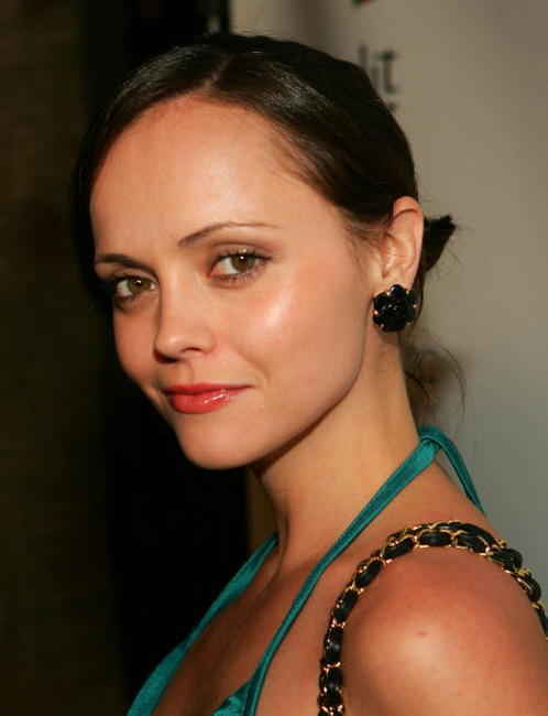 Christina Ricci at CineVegas Honoree's Reception in Las Vegas.